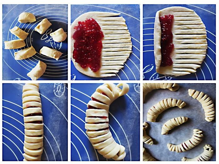 Дрожжевые булочки с начинкой рецепт с фото