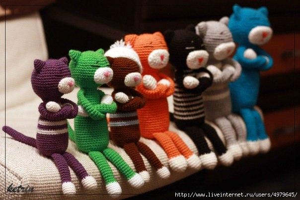 Аминеко схемы вязания
