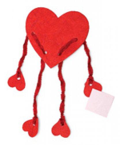 Как сшить подушку сердце своими руками