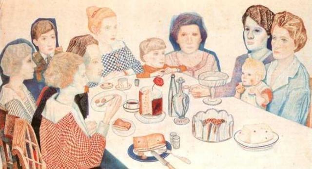 Фил Семейный портрет 1924 (640x348, 39Kb)
