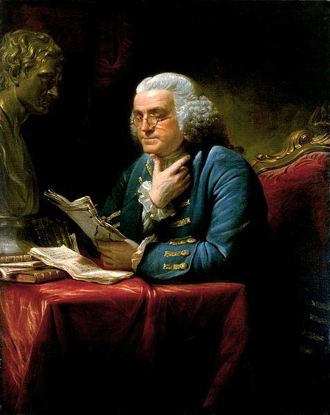 Высказывания Бенджамина Франклина