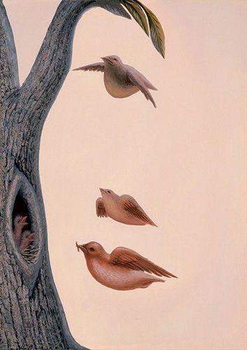 дерево птицы (353x500, 104Kb)