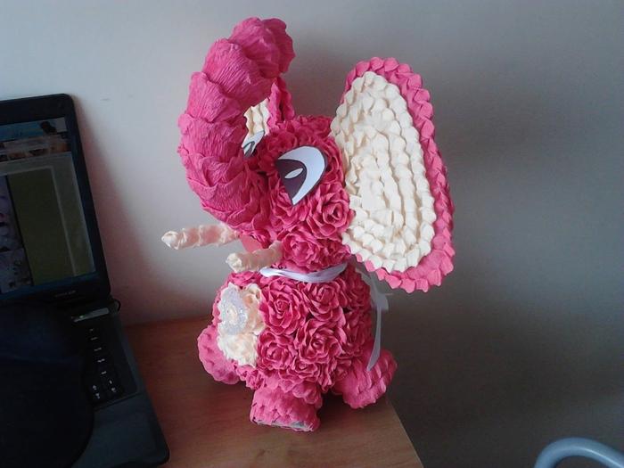 Elefante rosa de las rosas.  Master Class (21) (700x525, 236Kb)
