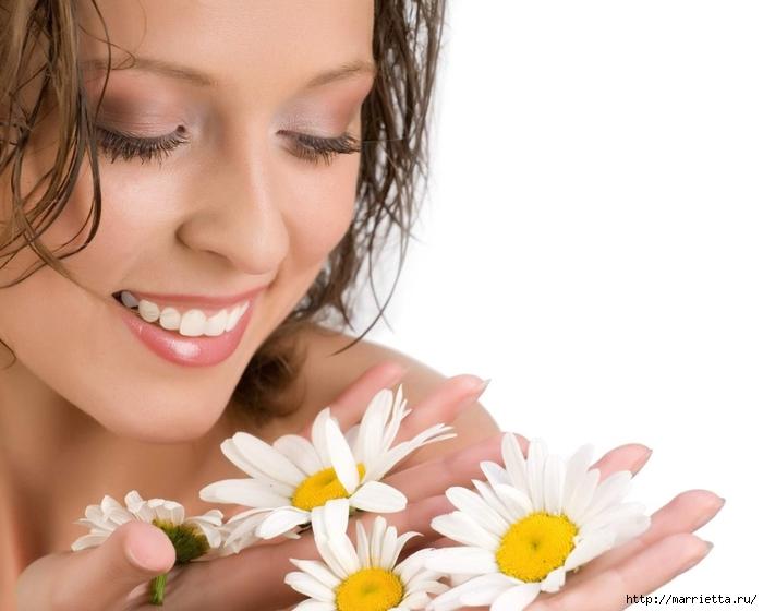 Натуральная косметика как основа здоровой кожи лица и волос (700x560, 178Kb)