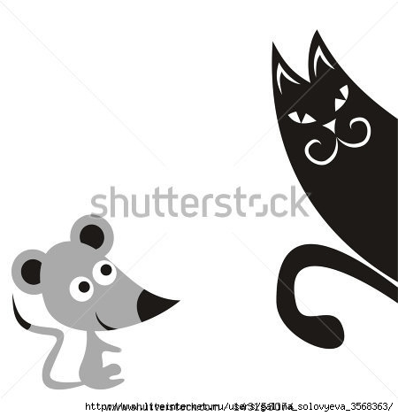 stock-vector-cat-and-mouse-cartoon-vector-illustration-143153074 (450x470, 47Kb)