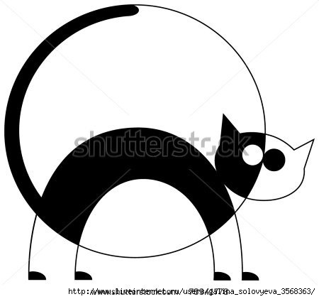 stock-vector-logo-with-cat-against-the-backdrop-of-the-moon-70941778 (450x421, 49Kb)