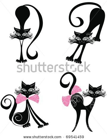 stock-vector-vector-black-cat-69541459 (359x470, 72Kb)