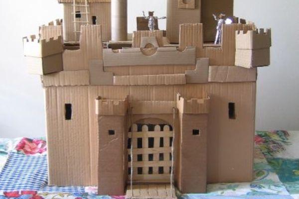 замок для кукол инструкция