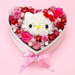 Кошечки из гвоздик. Замечательная идея букета ко Дню Святого Валентина (4) (300x300, 66Kb)
