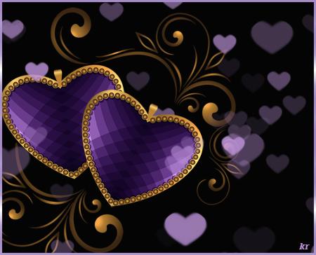 Сиреневые-сердечки (450x364, 131Kb)