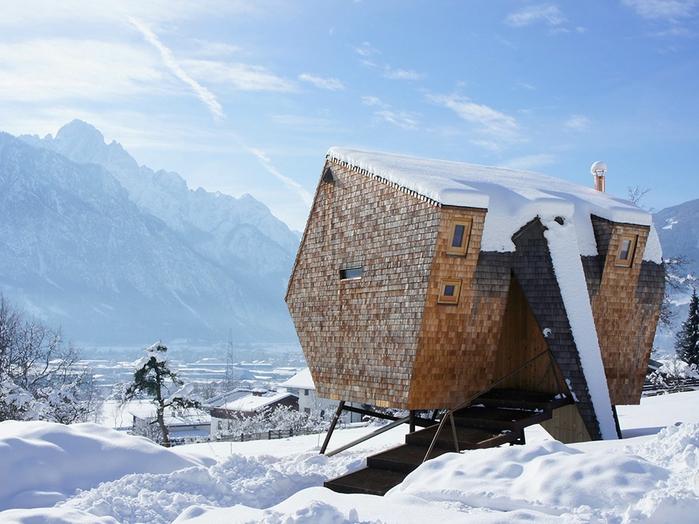 необычный дом фото 3 (700x524, 280Kb)