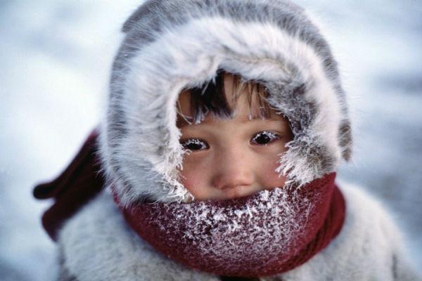 Народный прогноз погоды : 31 января.