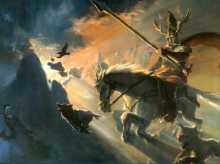 Души воинов после смерти становятся солдатами небесного войска