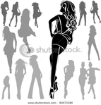 Превью 83837983_large_stockvectoralotofvectorblacksilhouettesofbeautifulwomenonwhitebackground82473184 (450x470, 83Kb)
