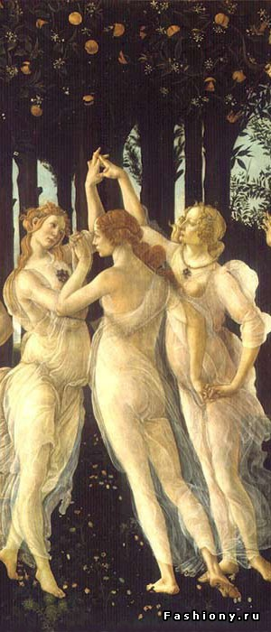 an essay on sandro botticelli and the allegory of spring