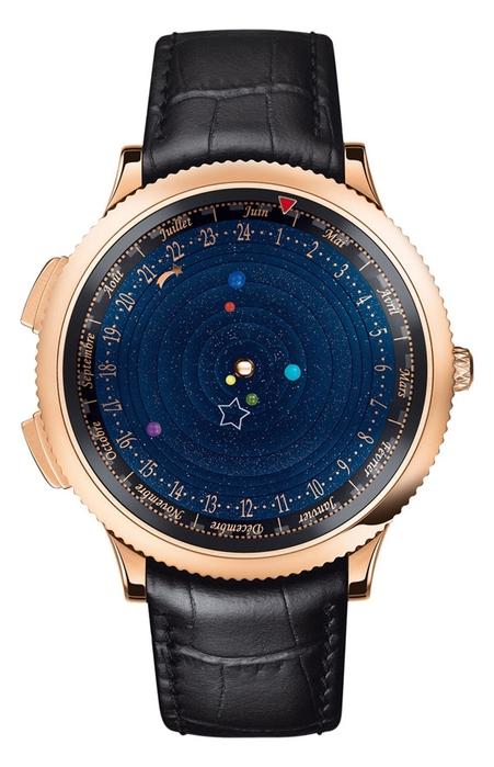 золотые часы Van Cleef & Arpels (451x700, 176Kb)