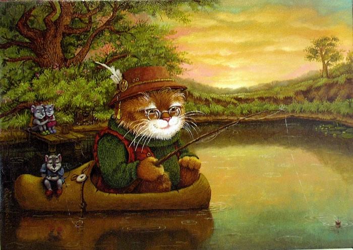 художник Александр Маскаев картины 1 (700x497, 268Kb)
