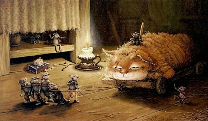 художник Александр Маскаев картины 9 (700x406, 219Kb)