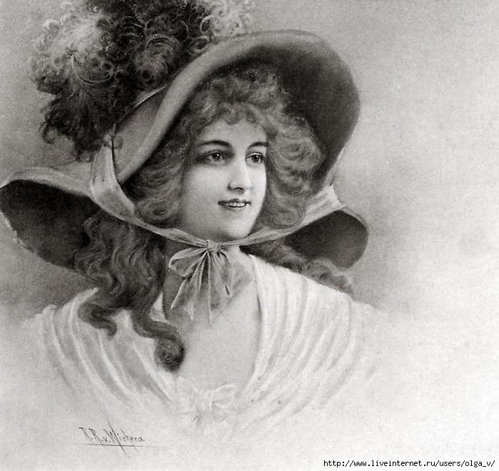 969_Raimund_Wichera_woman_portrait (6) (700x661, 269Kb)