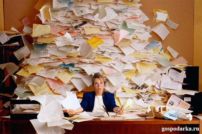как хранить документы