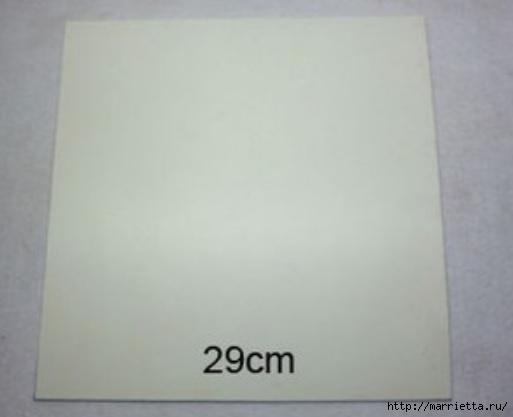 Панно с сердцем из бумажных розочек (10) (513x417, 51Kb)