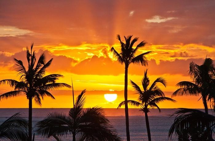 14-закат на Маврикии (700x459, 253Kb)