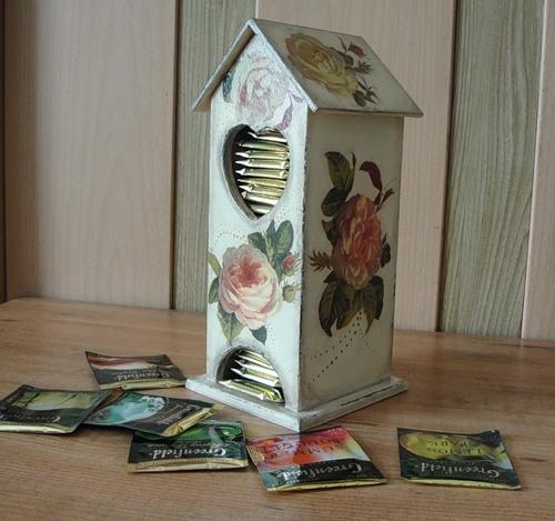 чайный домик из картона (1) (500x469, 145Kb)