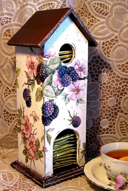 чайный домик из картона (3) (429x640, 341Kb)