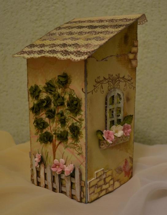 чайный домик из картона (9) (544x700, 237Kb)