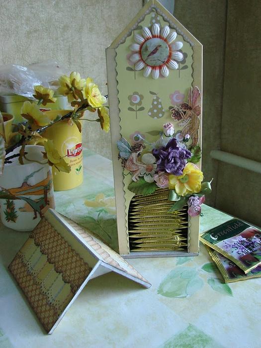 чайный домик из картона (14) (525x700, 308Kb)