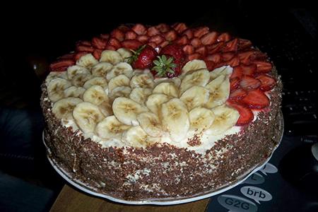 торт шоколадно банаов (450x300, 186Kb)
