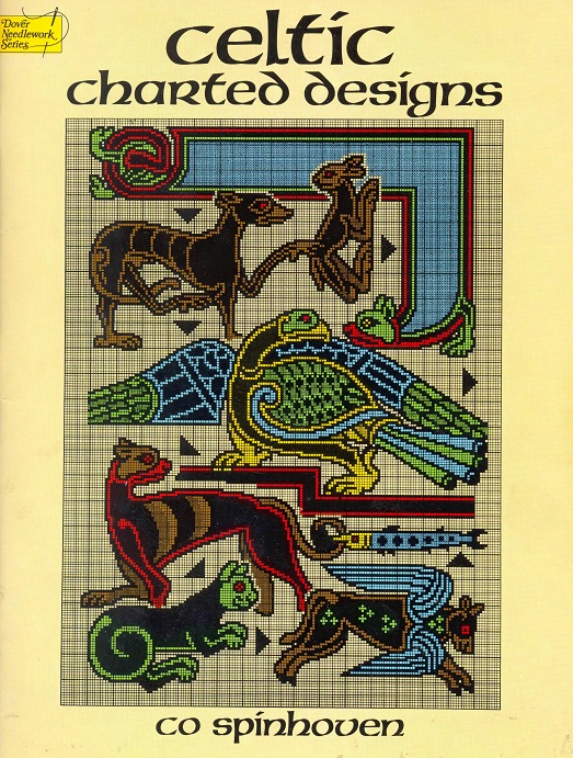 Celtic Charted Designs (Dover Needlework Series)  by Co Spinhoven_1 (523x691, 579Kb)