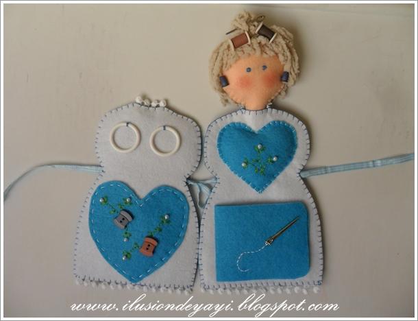 Швейная кукла