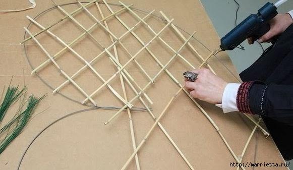 бамбуковая валентинка с розочками и ковылью (5) (581x337, 100Kb)