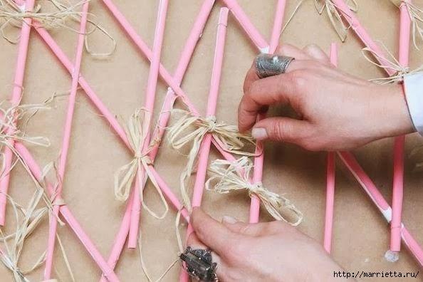 бамбуковая валентинка с розочками и ковылью (7) (594x396, 125Kb)