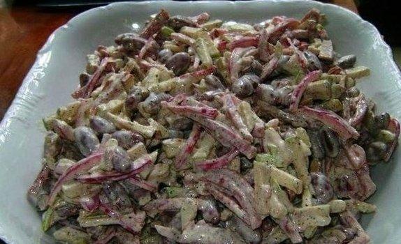 Вкусный салат (574x350, 58Kb)