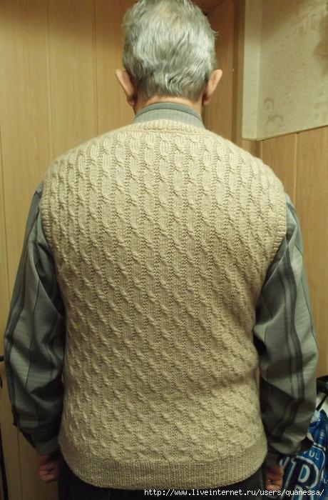 безрукавка спина (460x700, 286Kb)