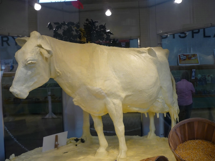скульптуры из масла Джими Виктор 11 (700x525, 208Kb)