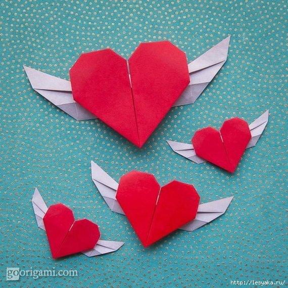 Поделки оригами своими руками схемы фото 561