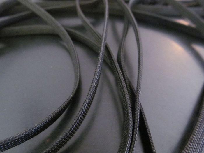 Кошелек из капроновых веревок