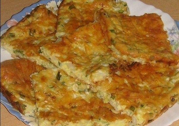 картофельная запеканка с рыбой (602x424, 63Kb)