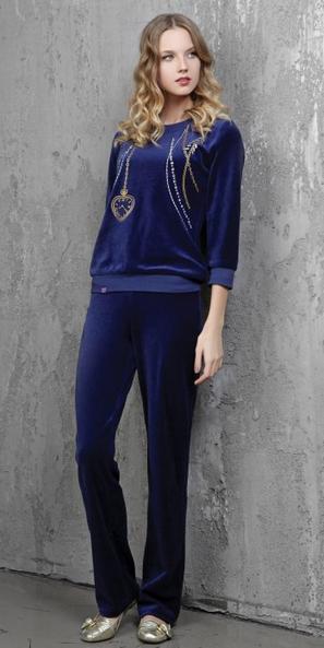 Стильная домашняя одежда от испанского бренда Nic Club (1) (297x593, 300Kb)