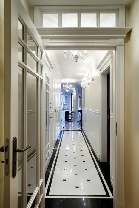 Арт Деко. Дизайн интерьера одной квартиры в Варшаве (12) (466x700, 181Kb)