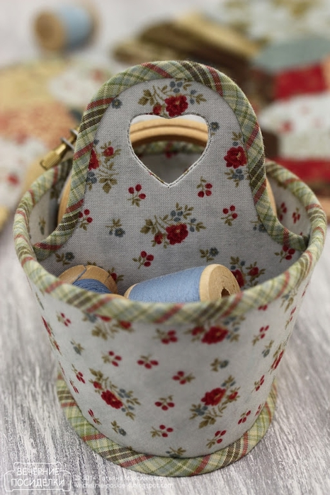Разное рукоделие из ткани