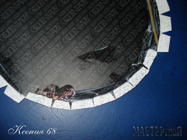 ПЛЕТЕНИЕ. БЕЛАЯ КОРЗИНКА из кассовой ленты (6) (640x480, 147Kb)
