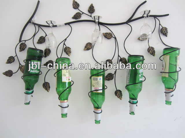4607702_wrought_iron_wine_glass_haging_rack_decorative (640x480, 50Kb)
