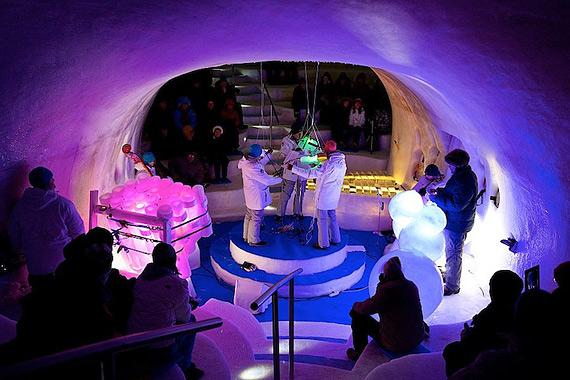 ледяной концертный зал швеция 1 (570x380, 231Kb)