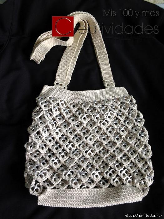 Стильные сумочки из баночных ключей (10) (525x700, 307Kb)