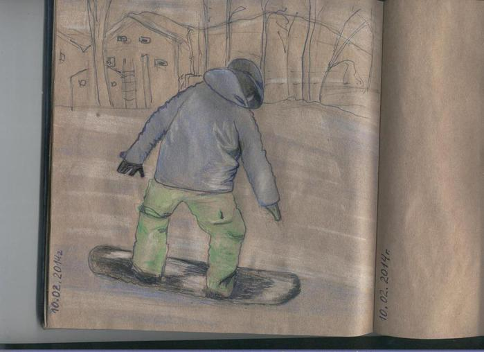 сноубордист (700x508, 41Kb)