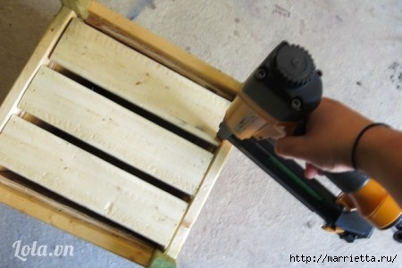 Деревянная кадка для цветов. Своими руками для сада (10) (450x300, 77Kb)